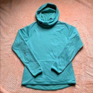 Large women's Nike hoodie